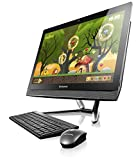 Lenovo C50-30 - F0B100KWUS - 23' Multi- touch screen All-in-One computer - Intel Core i5-5200U (2C, 2.2 / 2.7 GHz, 3MB, 1600MHz) - 8GB RAM - 1TB HDD - Windows 10 home - White