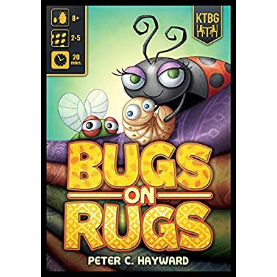 Bugs On Rugs: Toys & Games