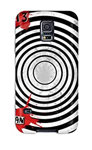 Top Quality Case Cover For Galaxy S5 Case With Nice Wednesday 13 Appearance
