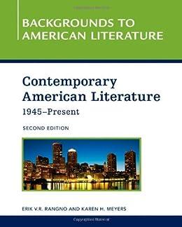 British literature past and present