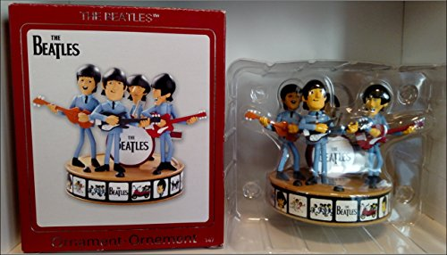 Carlton Heirloom 'The Beatles' on Stage (CXOR-147T) - Dated 2008