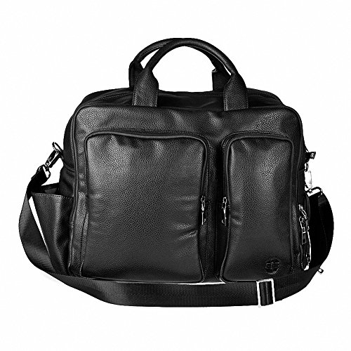Hero Hayes Series 325bla Better Than Leather Travel Bag by Hero