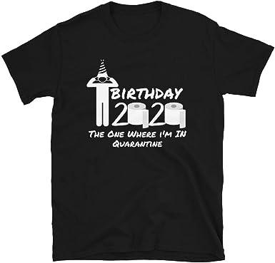 Pandémie Anniversaire T Shirt Funny résident Zombie mal Parti frère 2020 Cadeau Top