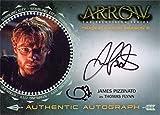 Arrow Season 2 Autograph Card JP James Pizzinato as Thomas Flynn