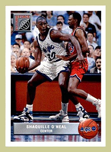 (1992-93 Upper Deck McDonald's #P43 Shaquille O'Neal ORLANDO MAGIC LSU TIGERS (ast) )
