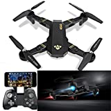 Brand New VISUO XS809HW Wifi FPV 2MP Camera 2.4G Selfie RC Quadcopter Toys