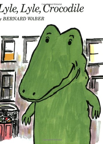 Lyle, Lyle Crocodile Book & CD (Read Along Book & CD)