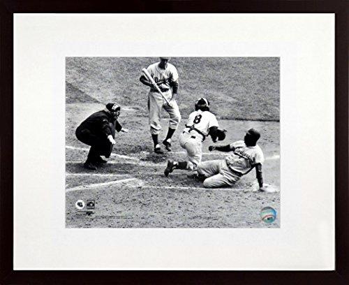 NY Yankees/Brooklyn Dodgers Jackie Robinson & Yogi Berra