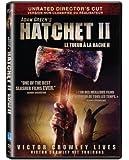 Hatchet II / Le tueur à la hache II (Unrated Director's Cut) (Bilingual)