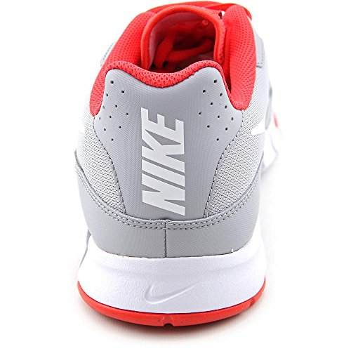 Zapatos de entrenamiento nuevo Flex Mostrar Trcross entrenador de deportes Wolf Grey/Daring Red/White