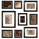 Best MCS Collage Photo Frames - MCS 49983 9 Piece Frame Set with Usable Review
