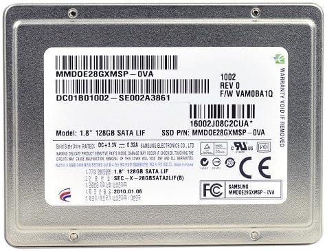 SSD Samsung PM410 MMDOE28GXMSP 128GB SATA//LIF 1.8 MLC Mini Solid State Drive