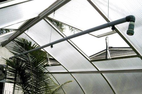 Exaco VI BER – RIGA Greenhouse Misting System