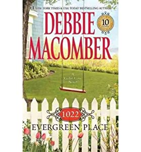 Hardcover 1022 Evergreen Place Book