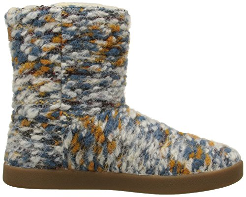 Teal Short Tails Sanuk Dusty Toasty Speckled Boot Women's 8qnYpwx1pt