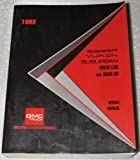 1993 GMC Sierra, Yukon, Suburban and 3500HD Factory Service Manual