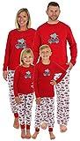 Sleepyheads Holiday Family Matching Tree Delivery Pajama PJ Sets - Kids (SHM-5011-K-3T)