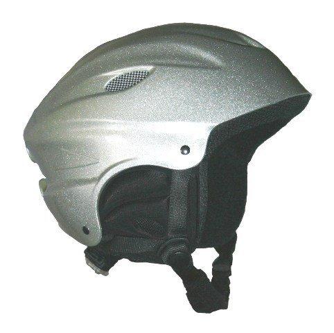 ProRider deportes de nieve casco combinado - incluye 'número de 2,54 cm Servicio' Logo Reflector adhesivo
