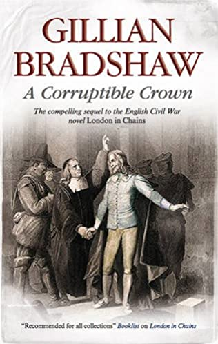 book cover of A Corruptible Crown