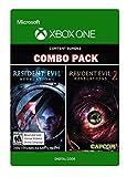 Resident Evil Revelations 1 & 2 Bundle - Xbox One [Digital Code]