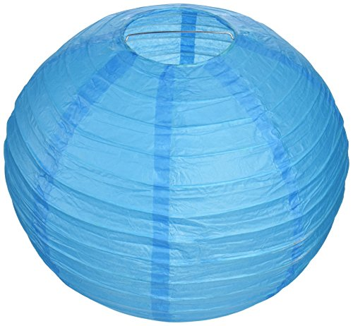12-PCS-Blue-ChineseJapanese-Paper-LanternLamp-12-Diameter-Just-Liroyal-Brand