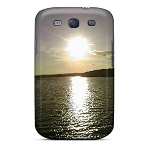 Cute High Quality Galaxy S3 Sunset Case