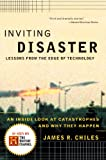 Book cover for Inviting Disaster: Lessons From the Edge of Technology