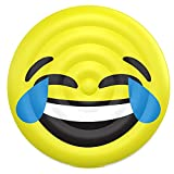 Floatie Kings: Laughing Tears Lol Emoji Pool Float, Huge (Inflatables, Floats Lounger)