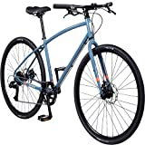 Pure Cycles 8-Speed Urban Commuter Bicycle, Peli Blue, Medium Review