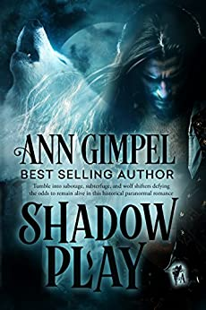 Shadow Play: Historical Paranormal Romance by [Gimpel, Ann]