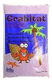 CaribSea Aquatics SCS00604 Crabitat Hermit Crab Sand, 2.2-Pound, Purple