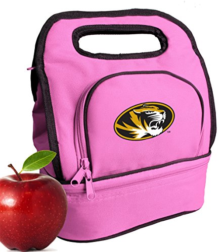 Broad Bay University of Missouri Lunch Bag Cute Mizzou Lunch Tote for Girls & Women -