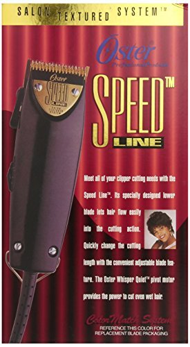 Oster Professional Oster Speed Line Clipper by (Oster Speed Line Clipper)