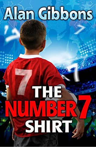book cover of The Number 7 Shirt