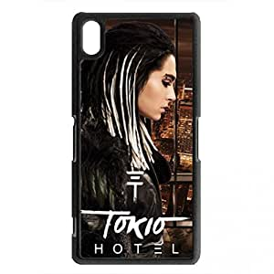 Tokio Hotel Phone Case, Customized Tokio Hotel Sony Xperia Z2 Phone Case