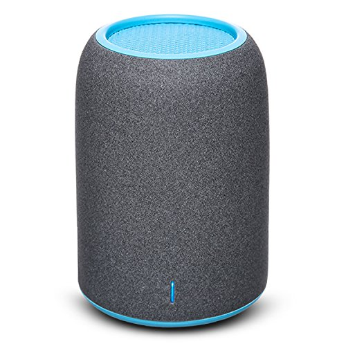 Portable Speakers, ZENBRE M4 Wireless Bluetooth Speakers for Laptop, Tablet, iPhone, Computer Speaker with Enhanced Bass Resonator (Blue) by ZENBRE