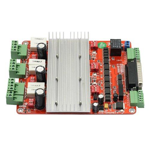 Riorandcnc tb6560 4 axis 3 5a stepper motor driver board for 6 amp stepper motor driver