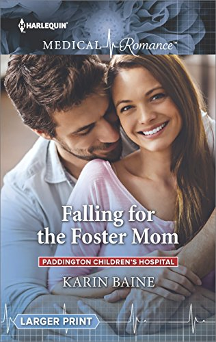 book cover of Falling for the Foster Mom