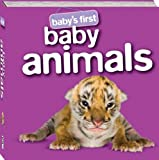 Baby's First Baby Animals, Hinkler Editors, 1741841119