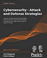 Cybersecurity – Attack and Defense Strategies, 2nd Edition Front Cover