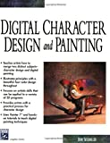 img - for Digital Character Design and Painting (Charles River Media Graphics) book / textbook / text book