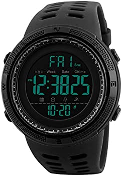 FIZILI 1251 Sport Digital Men's Wrist Watch