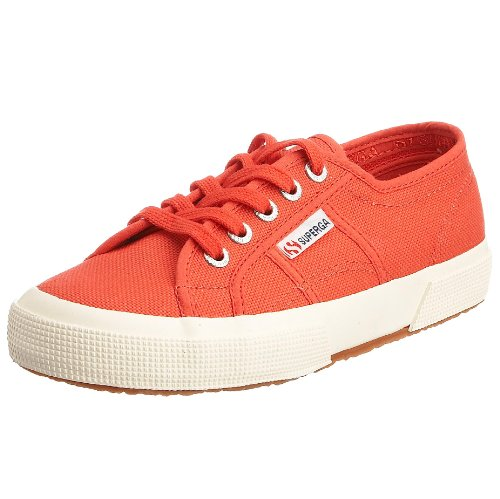Baskets 010 Superga Corail Épicé mixte Cotu adulte Classic 2750 Orange FpqUwtz