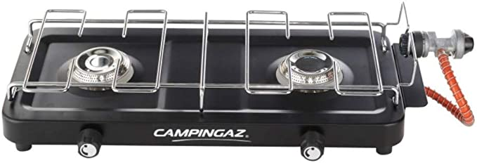 Campingaz 100S - Guante Doble para Acampada, Negro y Azul ...