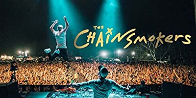 The Chainsmokers Poster Print (12 inch X 18 inch, By A-ONE POSTERS