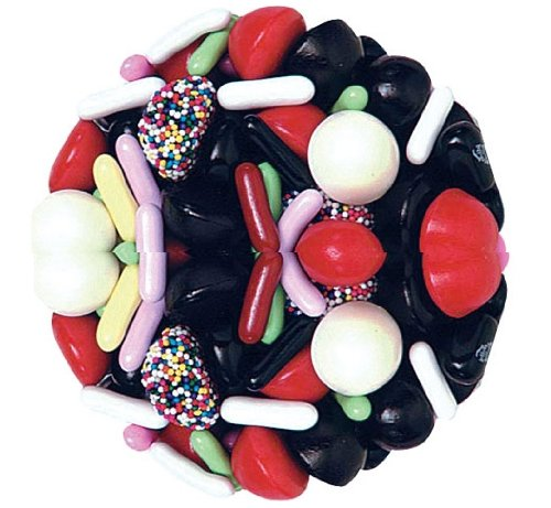 Jelly Belly Licorice Bridge Mix - 10 Pounds of Loose Bulk Candy - Genuine, Official, Straight from the Source