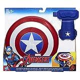 Avengers Marvel Captain America Magnetic Shield & Gauntlet