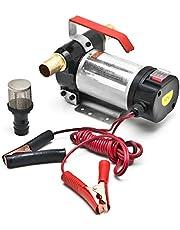 Biltek 12 Volt Fuel Oil Transfer Pump Diesel Kerosene Biodiesel 12V DC 10.5 gpm Pumps