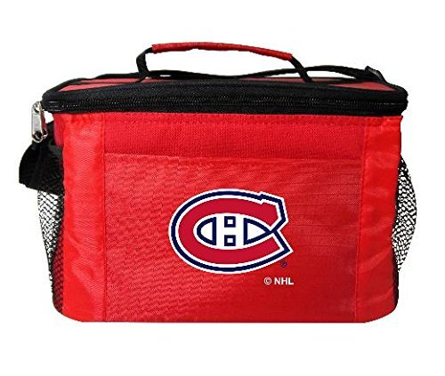 montreal canadiens lunch bags. Black Bedroom Furniture Sets. Home Design Ideas