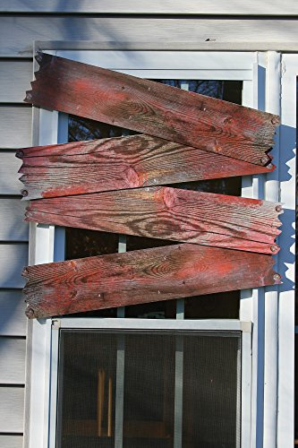 (Haunted Window Boards)